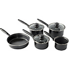 more details on Non-Stick Carbon Steel 5 Piece Pan Set.
