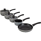 more details on Russell Hobbs Non-Stick Aluminium 5 Piece Pan Set.