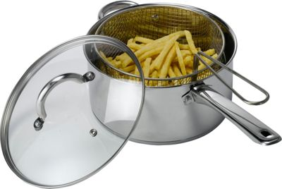 how to make chips in pan
