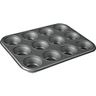 more details on HOME Non-Stick 12 Cup Muffin Tray.