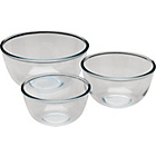 more details on Pyrex 3 Piece Bowl Set.