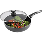 more details on Ready Steady Cook 28cm Non-Stick Aluminium Stir-Fry Pan.