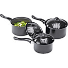 more details on Non-Stick Carbon Steel 3 Piece Pan Set.