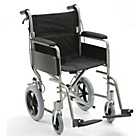more details on Lightweight Aluminium Transit Wheelchair.