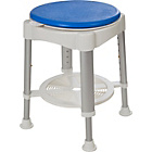 more details on Shower Stool with Rotating Padded Seat.