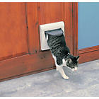 more details on Staywell 4-Way Magnetic Cat Flap - White.