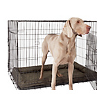 more details on Extra Large Pet Cage and Mat - Black.