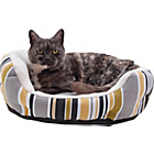 more details on Puppy & Kitten Round Canvas bed - Small.