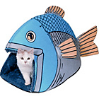 more details on Cosy Fish Cat Bed.