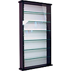 more details on Solid Wood and Glass Display Unit - Black.