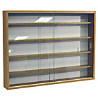 more details on Deco Oak 2 Glass Door Display Cabinet.