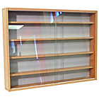 more details on Deco Beech 2 Glass Door Display Cabinet.