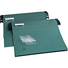 more details on Pack of 20 A4 Green Manila Suspension Files.