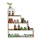 more details on Understairs Shoe Storage Unit - Beech Effect.