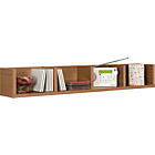 more details on Virgo DVD and CD Media Storage Shelf - Oak Effect.