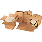 more details on Ecohome Set of 5 Medium Cardboard Storage Boxes.