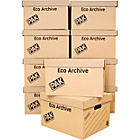 more details on Ecohome Pack of 10 Multiuse Archive Storage Boxes.