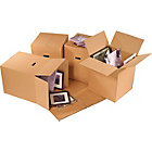 more details on Ecohome Set of 5 Large Cardboard Storage Boxes.