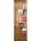 more details on HOME Over Door Shoe Storage Holder - White.