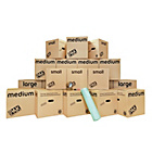 more details on StorePAK Moving House Pack - 20 Boxes