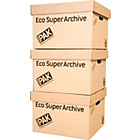 more details on Ecohome Pack of 3 Superior Archive Cardboard Storage Boxes.