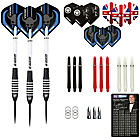 more details on Winmau World Champion Andy Fordham Viking Raiders Darts Set.