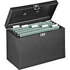 more details on Foolscap Metal Filing Box - Black.