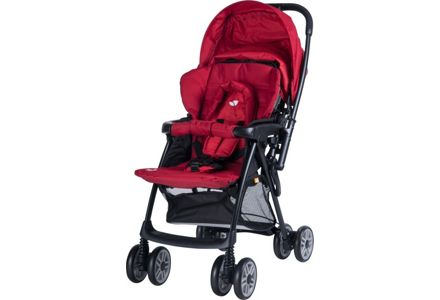 Joie Mirus Poppy Red Pushchair