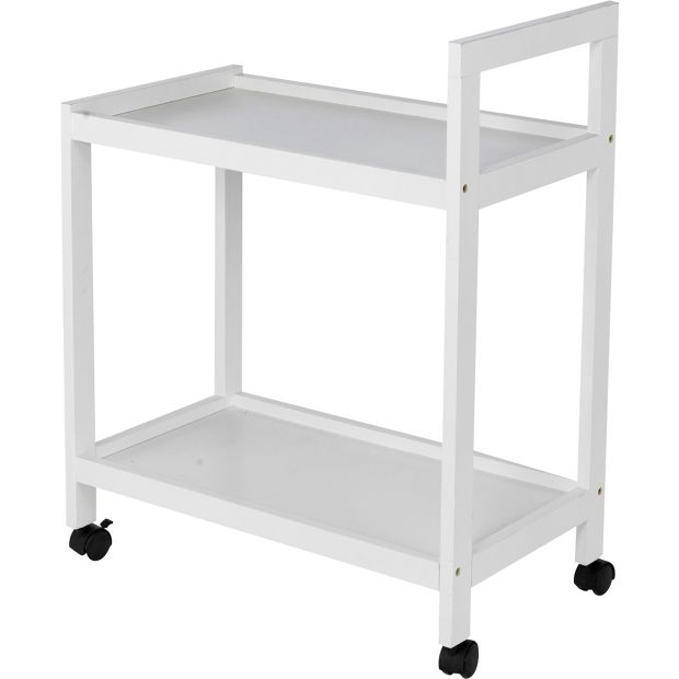 Buy HOME White Tea Trolley At Argos.co.uk