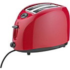 more details on ColourMatch 2 Slice Toaster - Poppy Red.