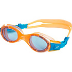 more details on Speedo Junior Future Biofuse Goggles - Orange/Blue.