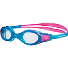 more details on Speedo Junior Futura Biofuse Goggles - Blue/Pink.