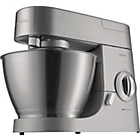 more details on Kenwood KMC571 Premier Chef Food Mixer - Silver.