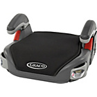 more details on Graco Group 2-3 Basic Booster Seat - Grey.