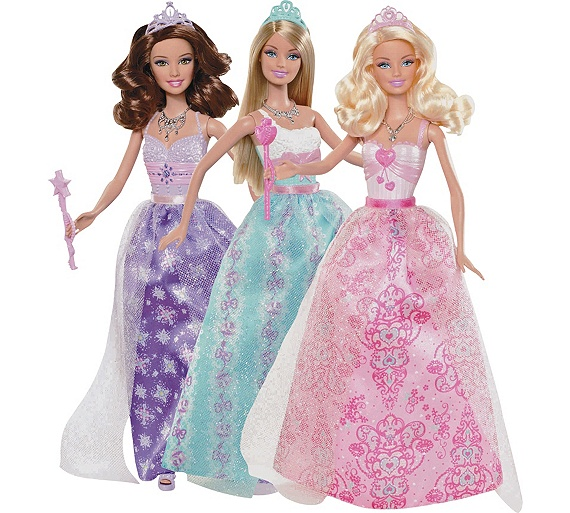 Buy Barbie Princess Doll Assortment At Argos Co Uk Your