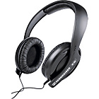 more details on Sennheiser HD202-II DJ Headphones - Black.