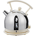 more details on Dualit 72702 Chrome Kettle - Cream.