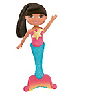 more details on Dora the Explorer Dive and Swim Mermaid Dora Doll.