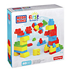 more details on Mega Bloks First Builders Maxi Bloks - 40 Piece Value Bag.