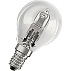 more details on Osram 30W Eco Classic SES Golf Ball Bulb.