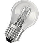 more details on Osram 30W Eco Classic ES Golf Ball Bulb.