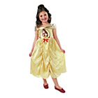 more details on Disney Princess Belle Dress-Up Outfit -7-8 Years.