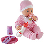 more details on Chad Valley Babies to Love Interactive Isabella Doll.