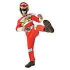 more details on Red Power Ranger Dino Charge - 5-6 Years.