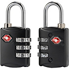 more details on Go Explore 2 Pack TSA Combination Travel Padlocks.