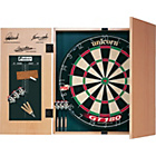 more details on Unicorn Original Dartboard, Cabinet and Darts.
