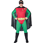 more details on Fancy Dress Robin Costume - Chest Size 40-42 inches.