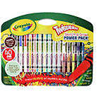 more details on Crayola Twistables Sketch and Draw Set.