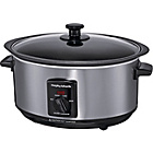 more details on Morphy Richards 48701 3.5L Brushed Steel Slow Cooker.