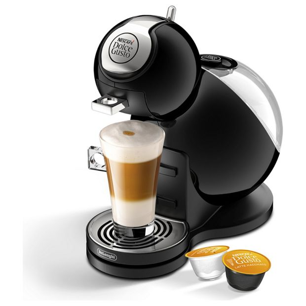 buy nescafe dolce gusto melody 3 coffee machine black at. Black Bedroom Furniture Sets. Home Design Ideas
